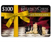 $100 Regency Chess Gift Voucher
