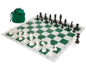 "Standard Club Set 3.75"" King with Green Board & Green Bag"
