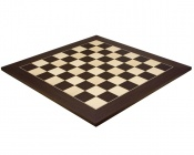 23.6 Inch Deluxe Wenge and Maple Chess Board