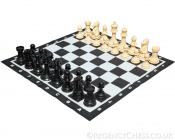 Giant Chess Set 8""