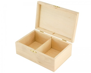 Number 5 Birch Wood Chess Case
