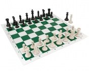 "Conqueror Set 3.875"" King & Green Board"