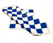 20 Inch Silicone Board with Blue Squares