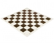 20 Inch Roll Up Vinyl Board with Brown Squares