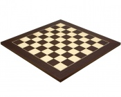 19.7 Inch Deluxe Wenge and Maple Chess Board