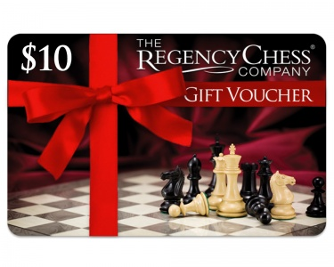 $10 Regency Chess Gift Voucher