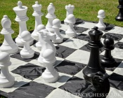 Jumbo Garden Chess Set