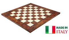 Italian Hand made Chess Boards